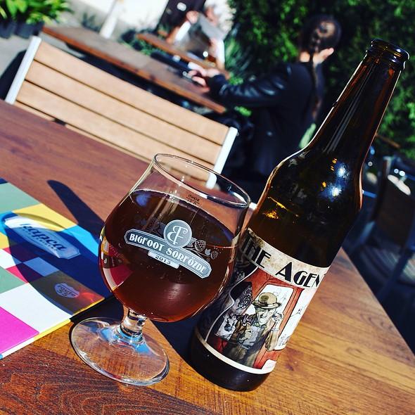 The Agent Ale Beer @ Kapca Kávézó-Bisztró