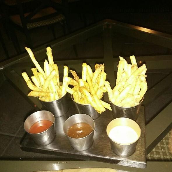 French Fries - Seasons Restaurant - Four Seasons Washington DC, Washington, DC