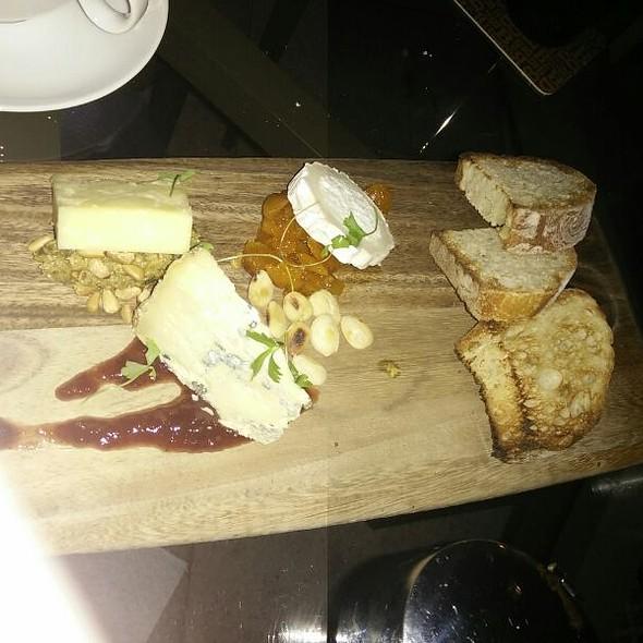 Cheese Plate - Seasons Restaurant - Four Seasons Washington DC, Washington, DC