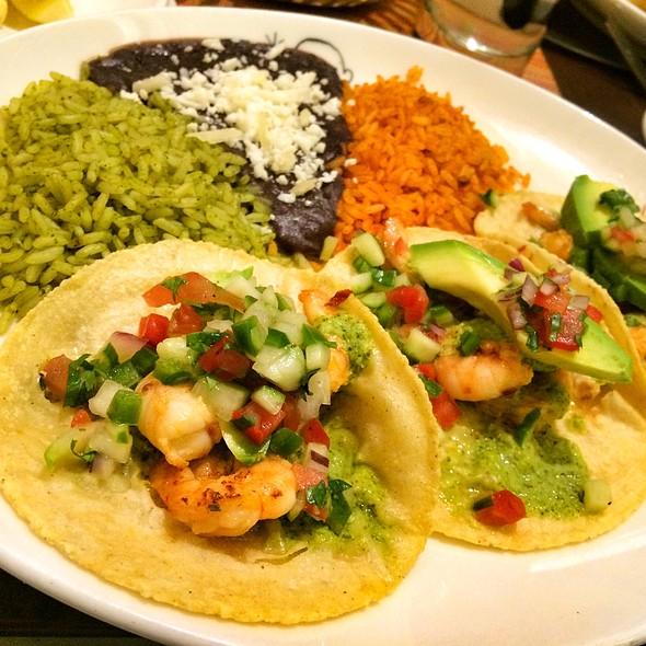 Shrimp Tacos @ Border Grill