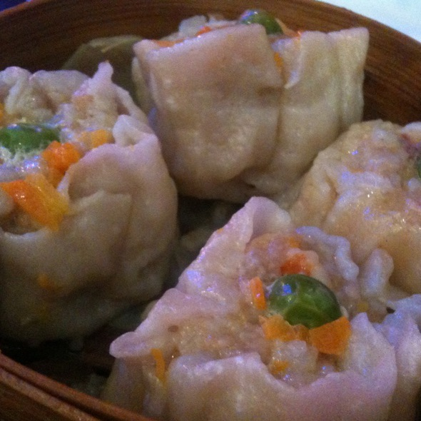 Ravioli Al Vapore @ Wok Restaurant Di Jin Zhu