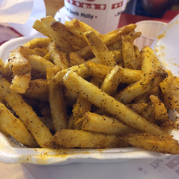 Tony Luke's Menu - Philadelphia, PA - Foodspotting