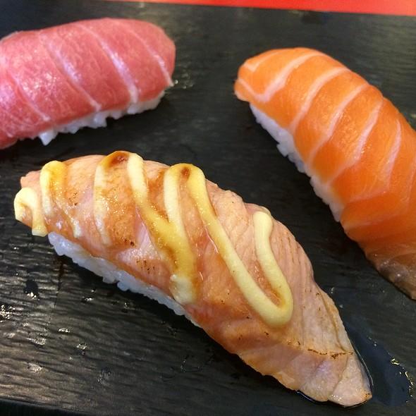 Sake, Sake Aburi, Toro