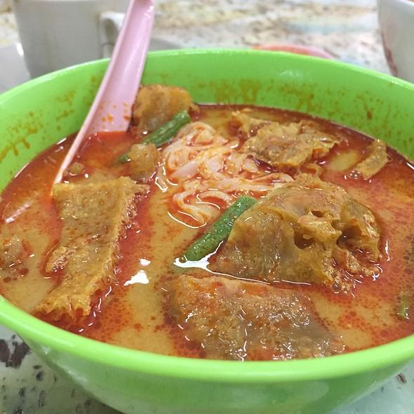 Ipoh Curry Hor Fun @ 新源丰茶餐室 Kedai Kopi Sun Yuan Foong