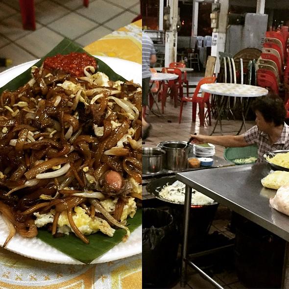 Fried Koay Teow @ Medan Selera Kampar