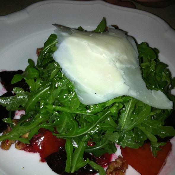 Beet Salad - Canaletto Ristorante Veneto, Newport Beach, CA