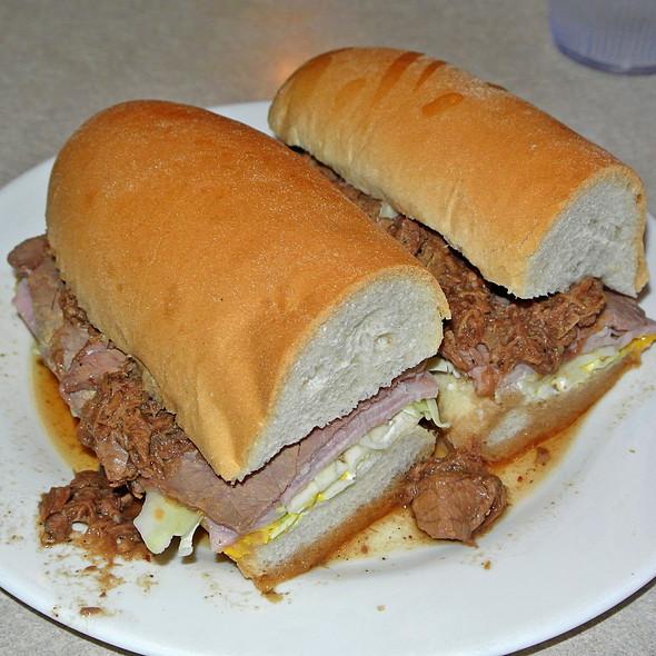 Ferdi Special Sandwich @ Mother's Restaurant