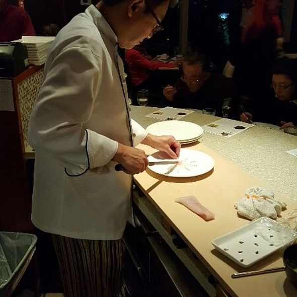 Omakase @ Tomo Japanese Restaurant