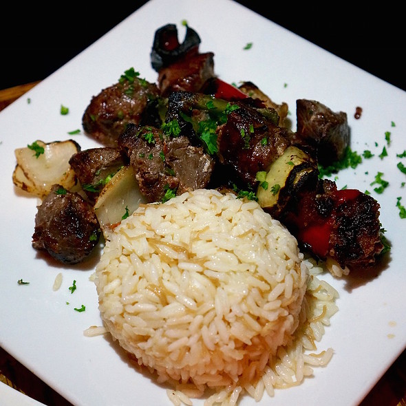 Lamb Kebab - Balade, New York, NY