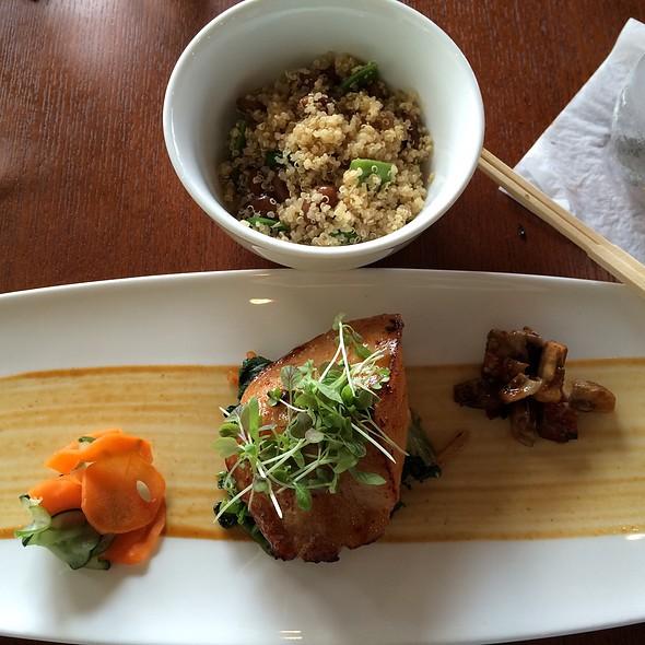 Honey Miso Glazed Butterfish @ MW Restaurant