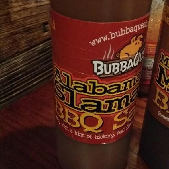 Alabama Salma BBQ Sauce