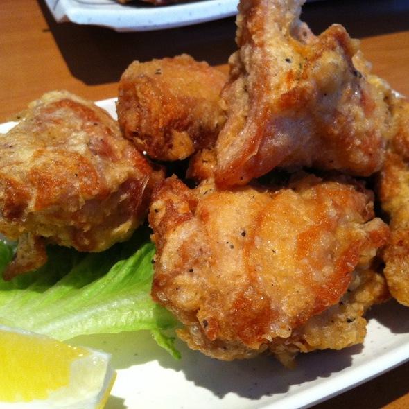 Chicken Karaage @ Matsuyama Japanese Restaurant