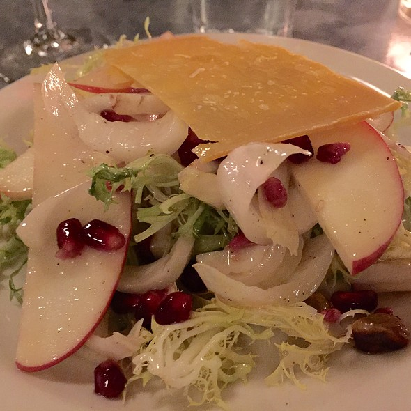 Endive Apple Salad