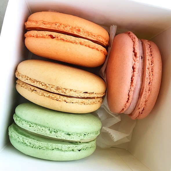 French Macarons @ Bouchon Bakery