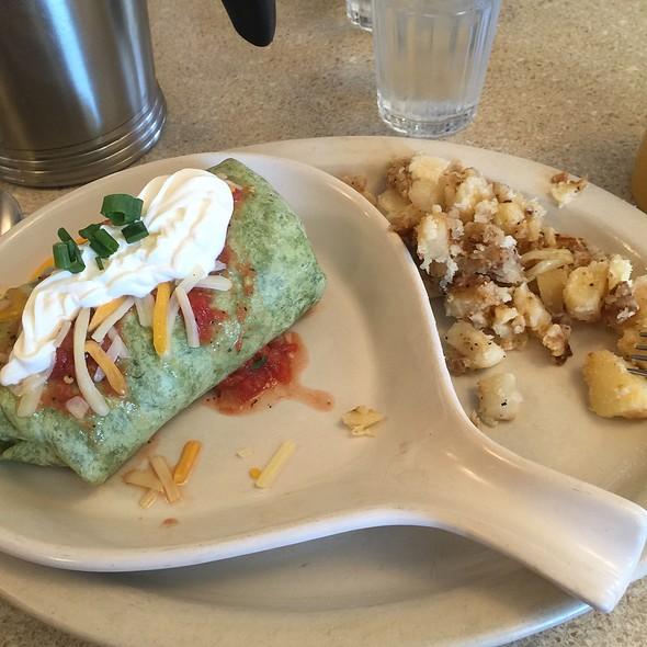 Breakfast Burrito @ Kate's Kitchen