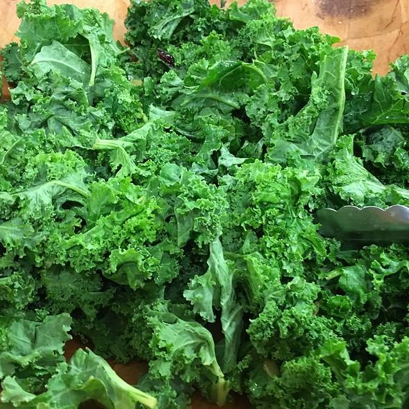 Kale Salad @ Work