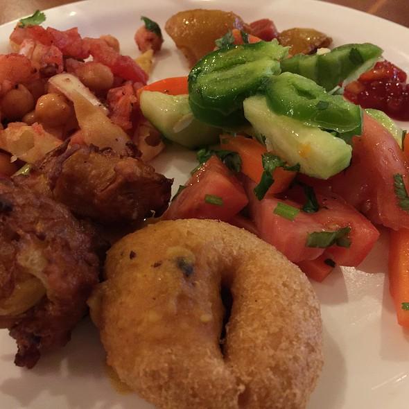 buffet - Tamba Indian Grill and Bar, New York, NY