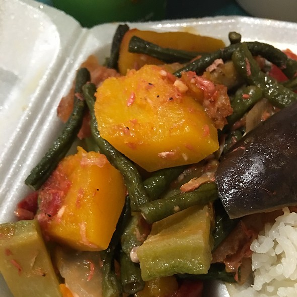 Pinakbet (Vegetable and Pork Stew)