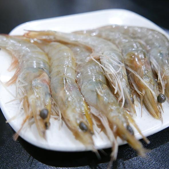 Shrimp @ The Pots