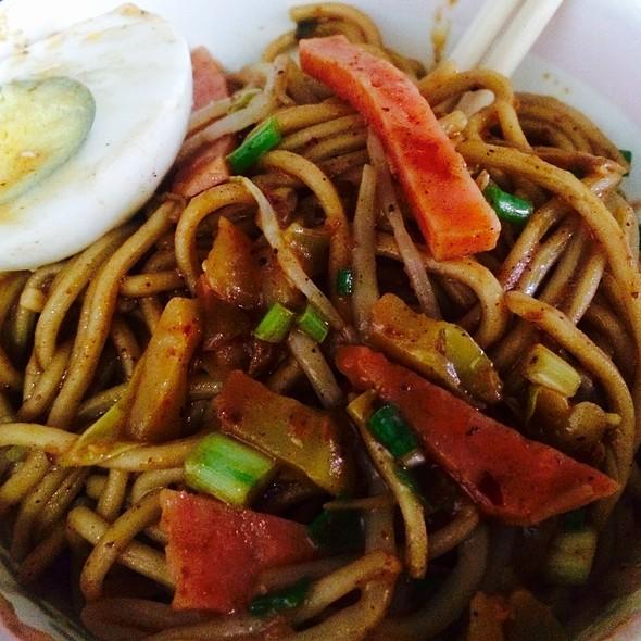 Hot Dry Noodles at China Beijing Xicheng西直门 in Beijing, Beijing
