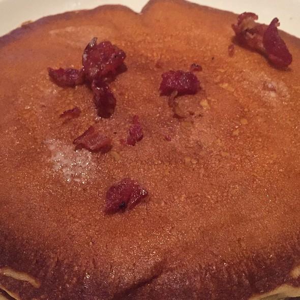 Bacon Pancakes @ Pancake Joe's