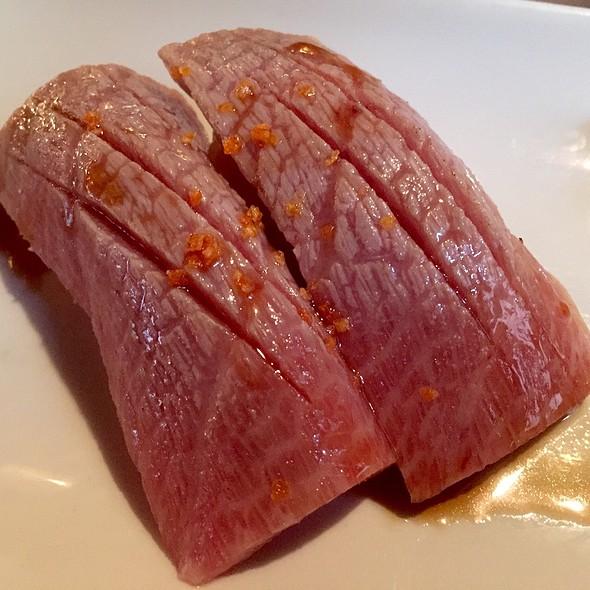 Otoro (Fatty Tuna) Sushi - KaZe, Cincinnati, OH