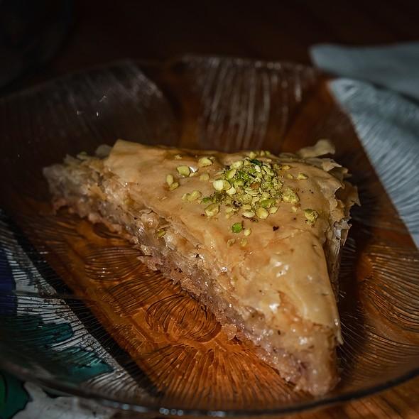 Olive Tree Cafe Honolulu Menu