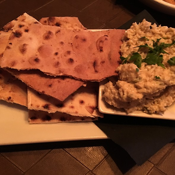 Smoked Fish Dip @ The Tasting Room At The Chefs Table