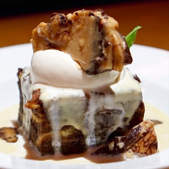 Bourbon Bread Pudding @ 12th Ave Grill