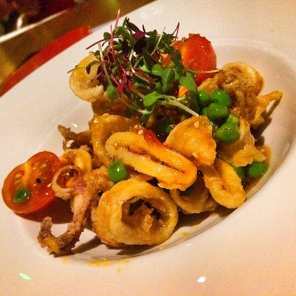 Fried Calamari @ Sumo Maya