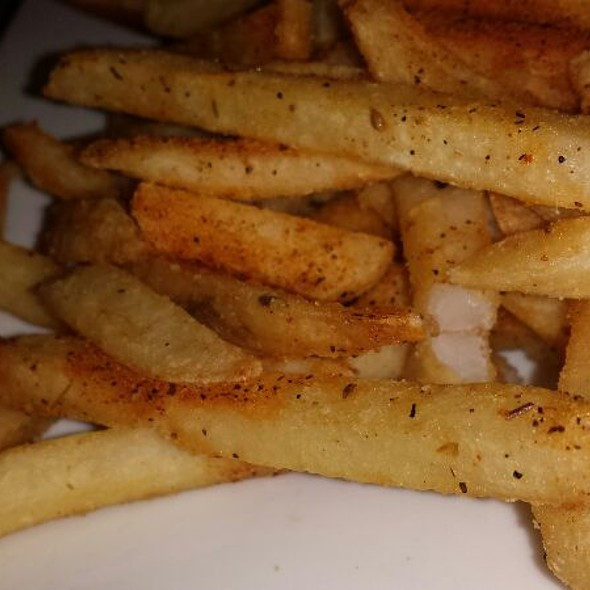 French Fries With Creole Seasoning - Marsha Brown, New Hope, PA