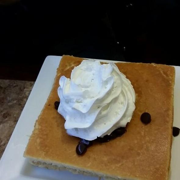 Chocolate Chip Pancakes @ Krave Restaurant