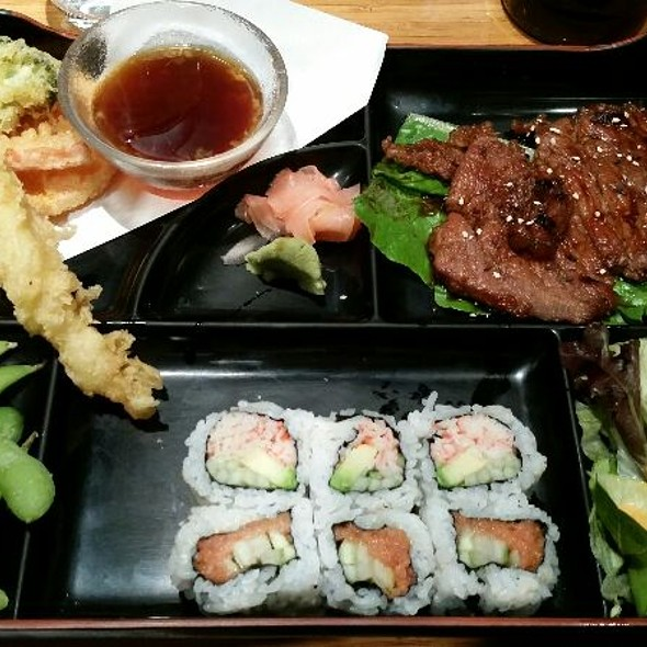 $13 Lunch Special @ Oysy Sushi