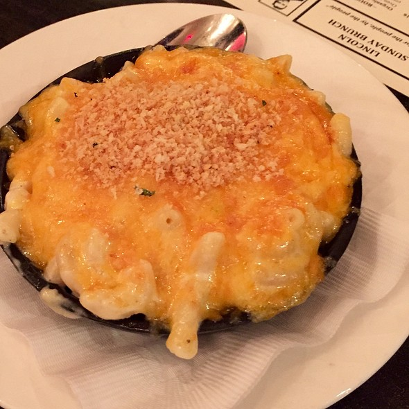 Lincoln Mac & Cheese
