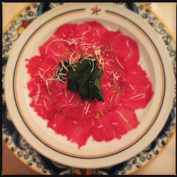 carpaccio @ Iberostar Grand Hotel Paraiso All Inclusive