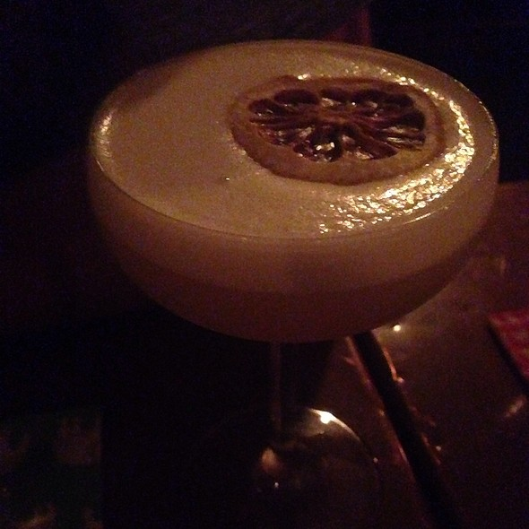 Whisky Drink @ The Spiffy Dapper