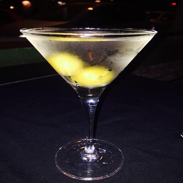 Dry Martini @ La Cova Del Drac