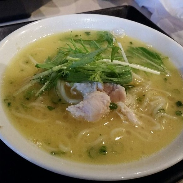 Chicken Pai Tan Ramen