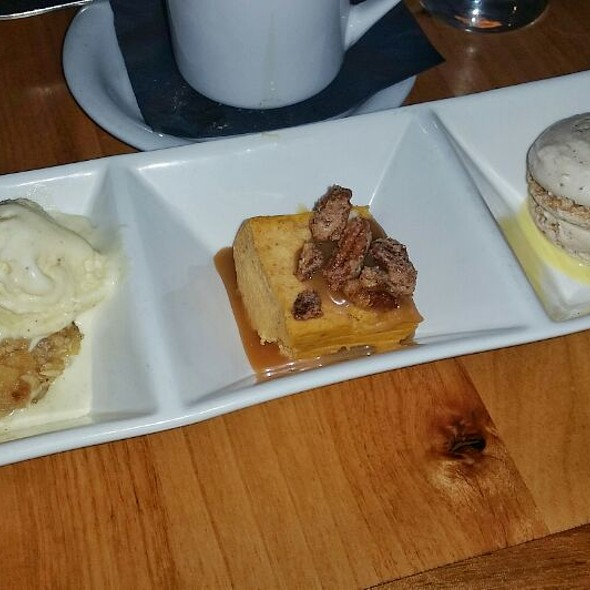 Dessert Trio @ Tinderbox Kitchen