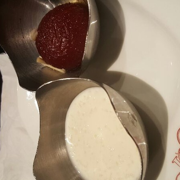 Desserts - Bombay Tandoor, Vienna, VA