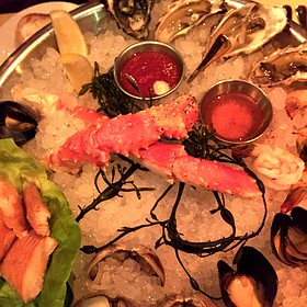 Seafood Platter - RingSide Fish House - Fox Tower
