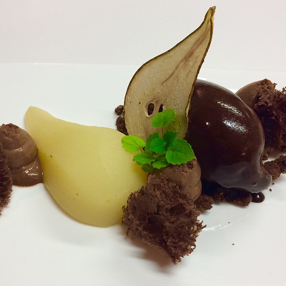 Pears And Chocolate