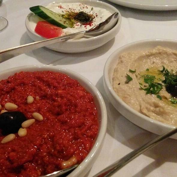 Mazzas @ Restaurant Alep