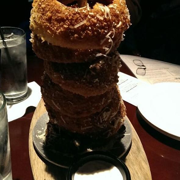 Onion Rings @ Stanford's Restaurant & Bar