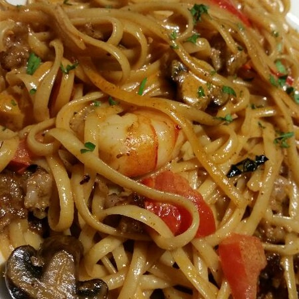 Cajun Linguine - Stanford's - Walnut Creek, Walnut Creek, CA