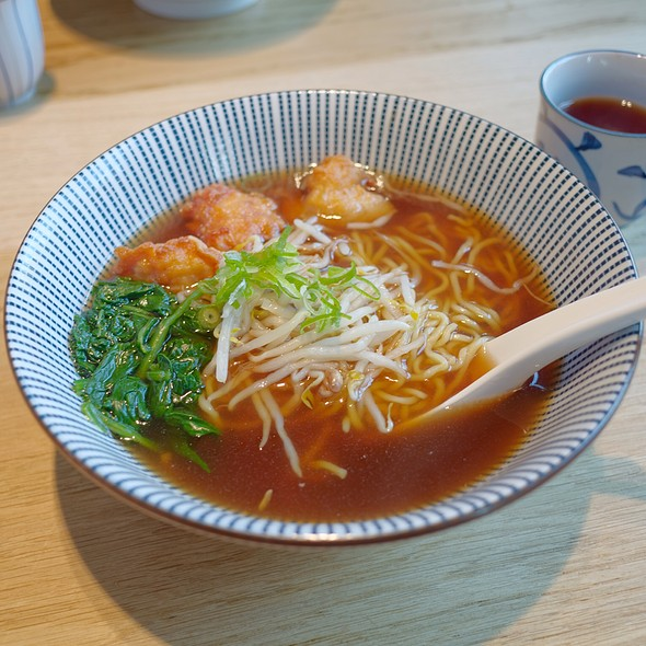 Ramen @ KOKUBAN Japanese Restaurant