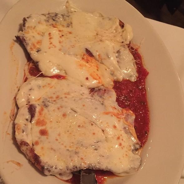 Chicken Parmesan @ Carmine's Restaurant