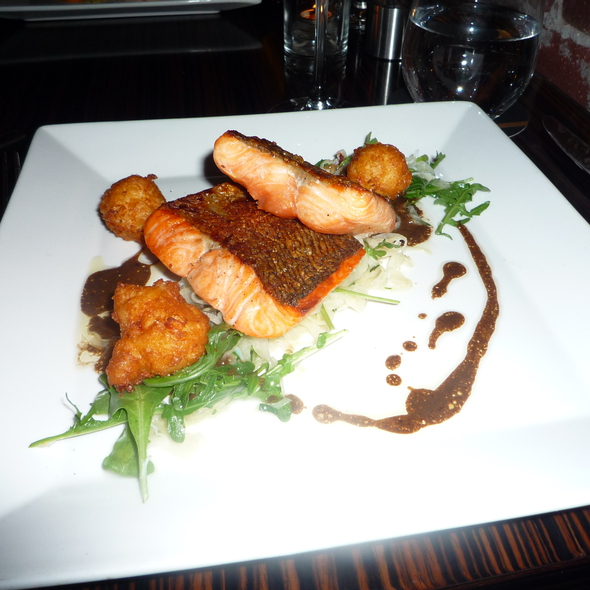Steelhead River Trout @ Twenty Five Lusk