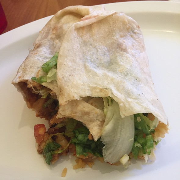 Pork Burrito @ El Super Burrito & Lupita's