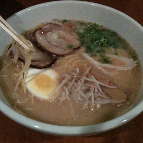 Japanese Ramen @ Hanamizuki